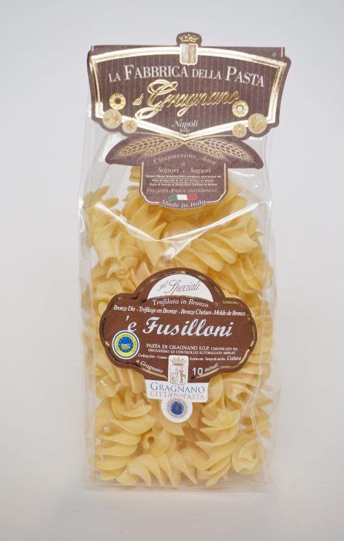 Pasta Fusilloni