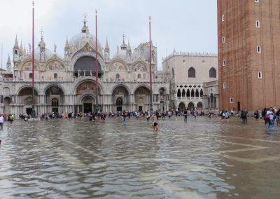 Venetië San Marcoplein