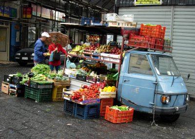 Napels, Spacca Napoli