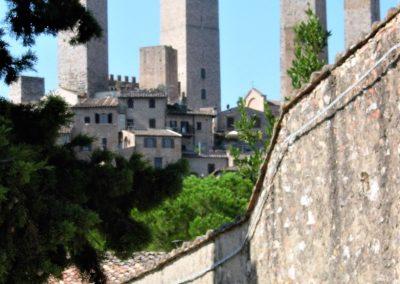 San Gimignano torens