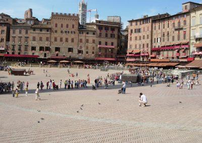 Siena Piazza Il Campo