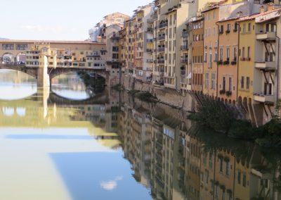 Toscane Florence Ponte Vecchio