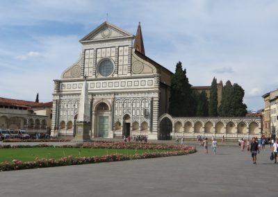 Toscane Florence Santa Maria Novella
