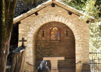 Umbrië Assisi Eremo delle carceri